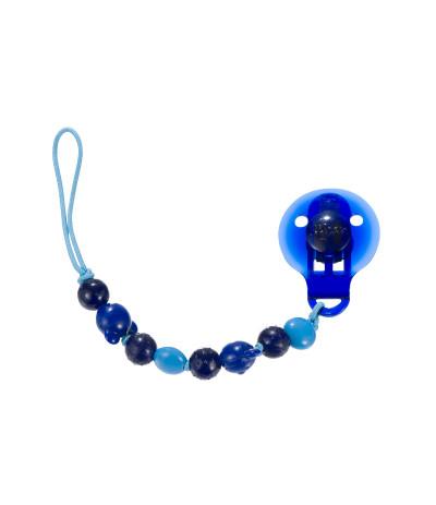 Attache sucettes Bleu Ref 967 Difrax