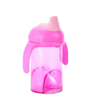 Difrax - Gobelet anti-fuites à bec souple 250 ml Ref. 704
