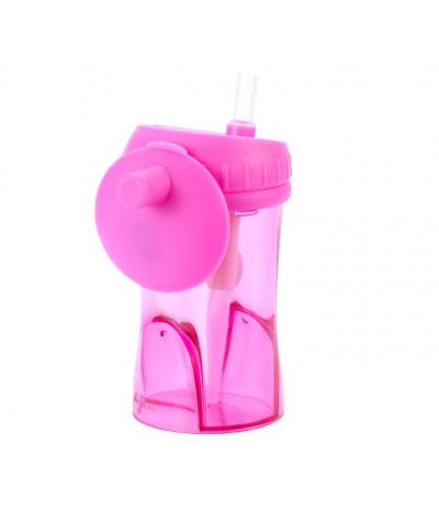 Difrax - Gobelet avec paille anti-fuites 250 ml Ref. 1010